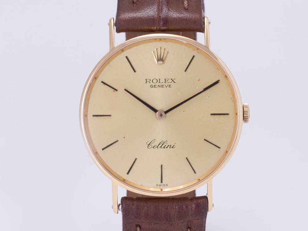 63a89bb13db relógio rolex cellini em ouro 18k. Carregando zoom.