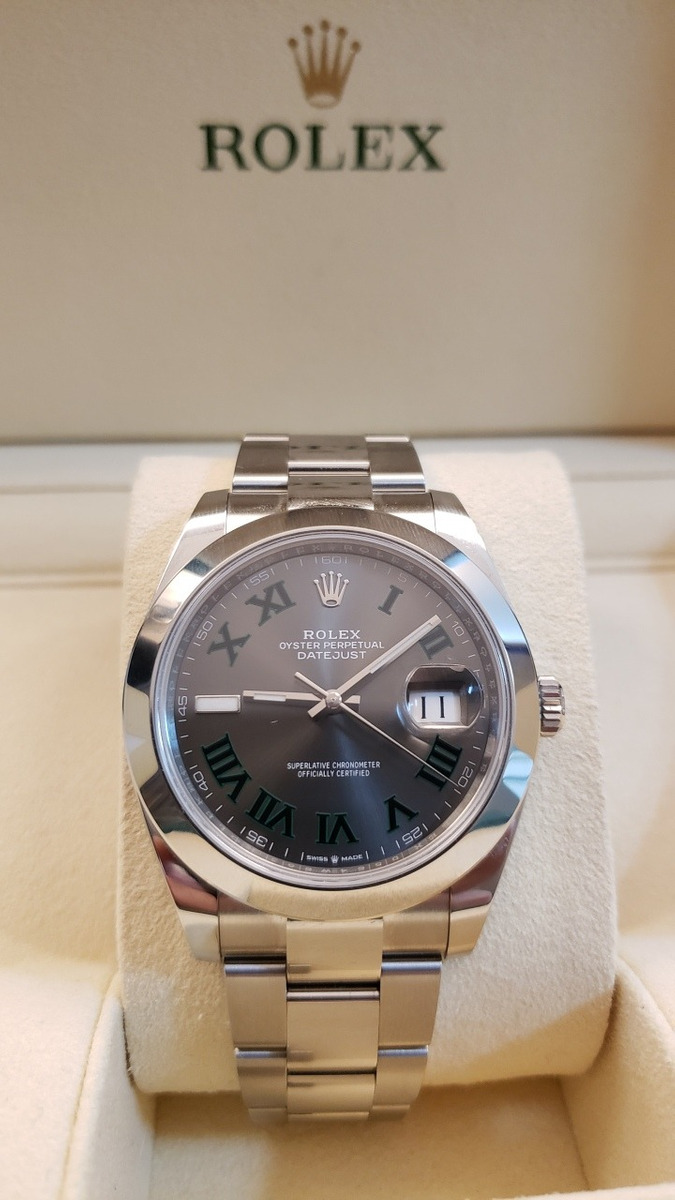 c1dc69af54b Relogio Rolex Datejust 41mm