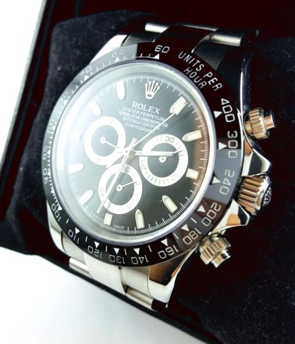 03a7bff7e2d Relógio Rolex Daytona - R  550