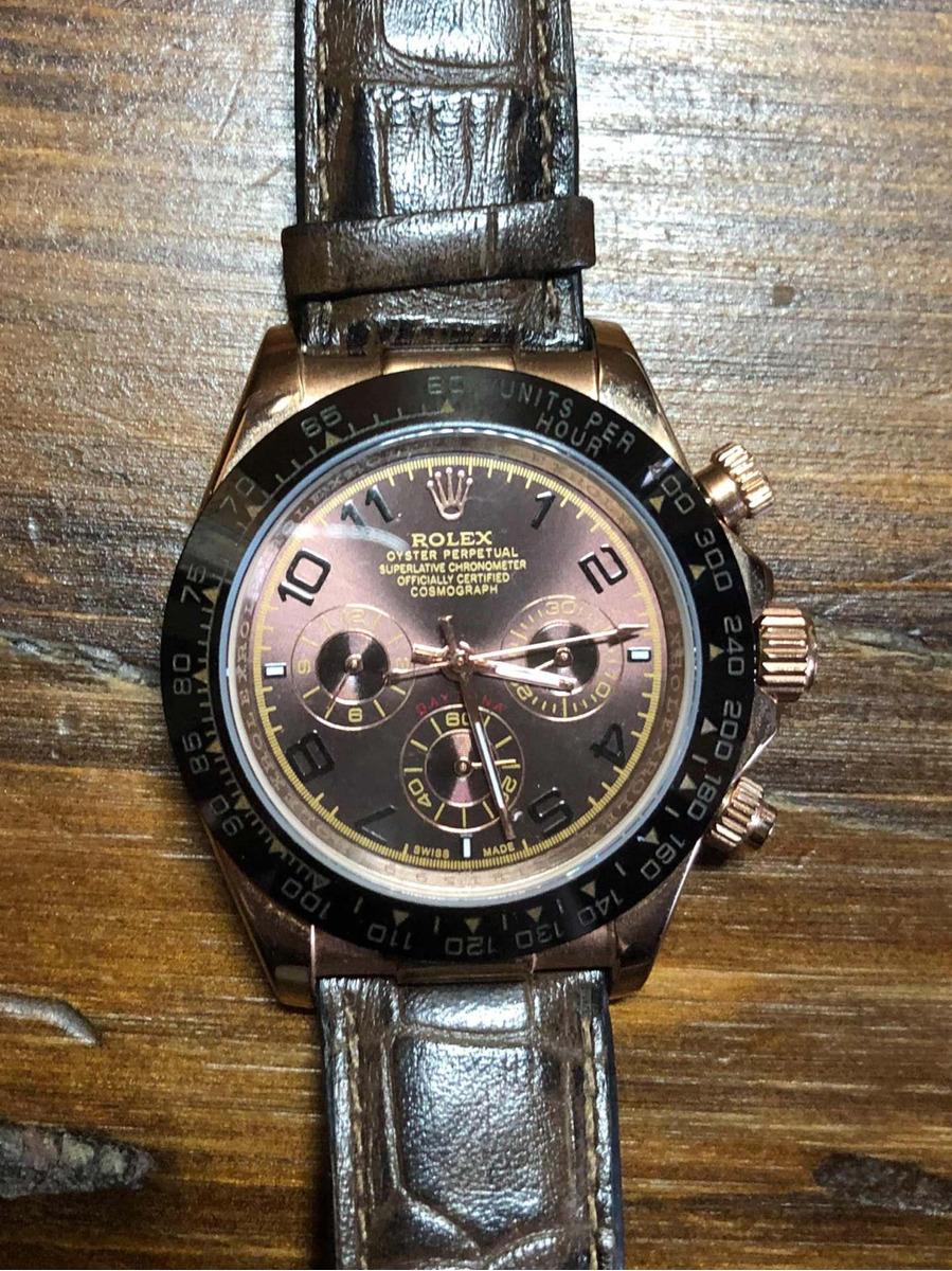 b5402c34144 relógio rolex daytona - usado. Carregando zoom.