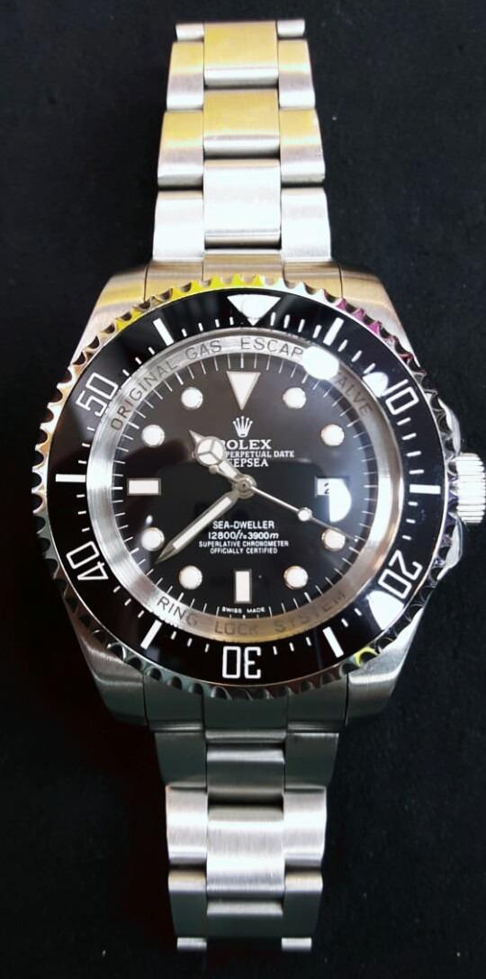 24090cf4201 Relógio Rolex Deepsea - R  649