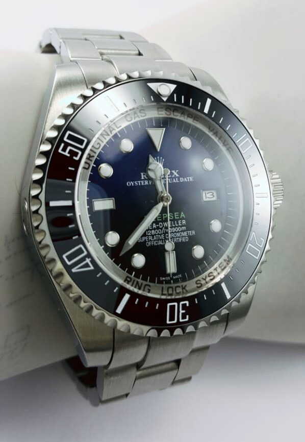 182a2f430f1 Relógio Rolex Deepsea - Frete Grátis - R  650