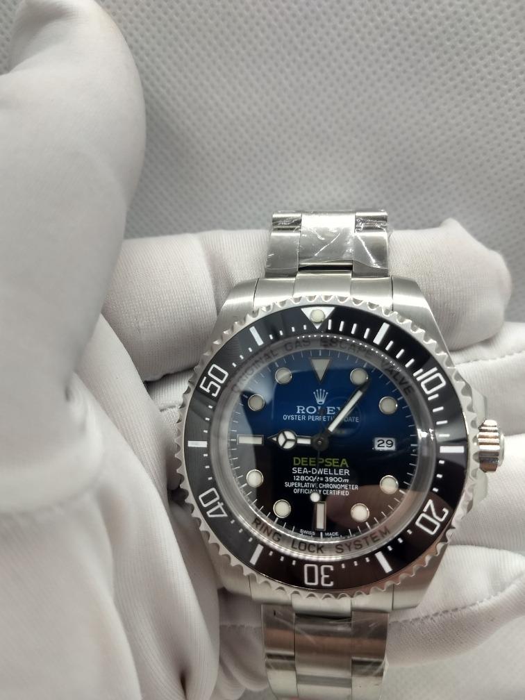 d399fd3020a relógio rolex deepsea premium acabamento eta frete grátis. Carregando zoom.