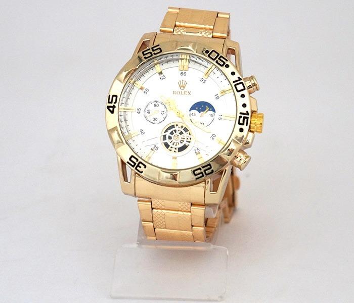34b22633bf0 Relógio Rolex Dourado Mega Promoção!!! - R  70