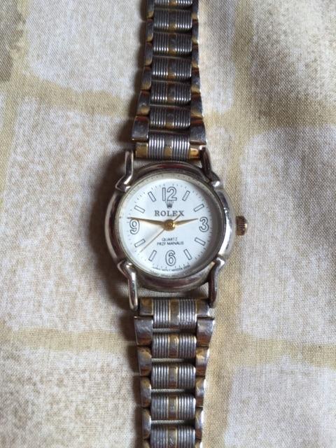 2986d7e495a Relógio Rolex Feminino Antigo - R  220