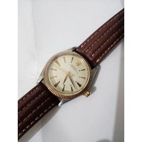 Relógio Rolex Oyster Da Década De 50 Bem Conservado