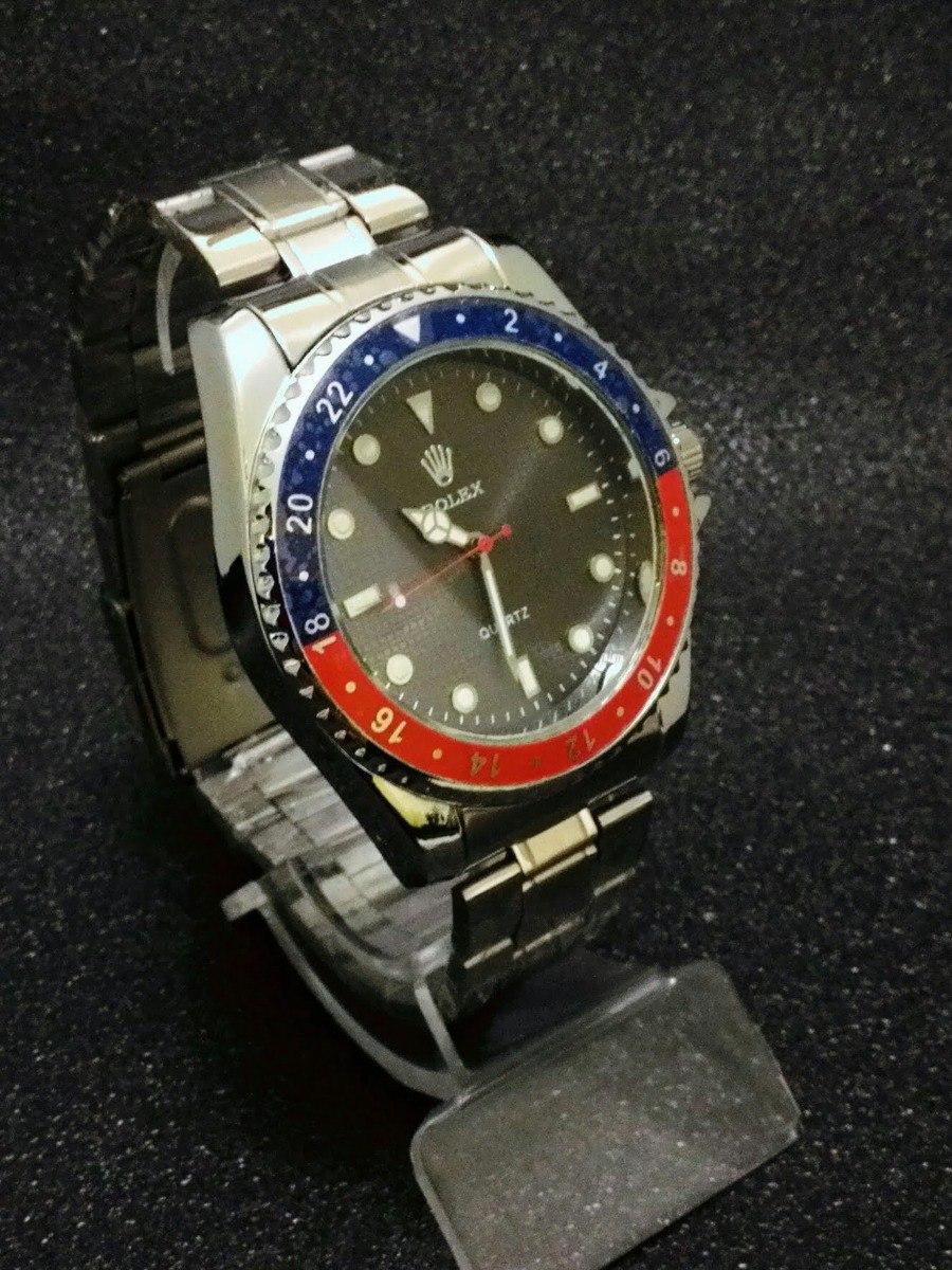 cce7203f864 relógio rolex prata luxo de marca rolex. Carregando zoom.