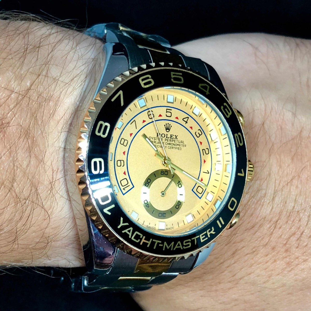 09e70e97569 relógio rolex submariner yacht master novo. Carregando zoom.