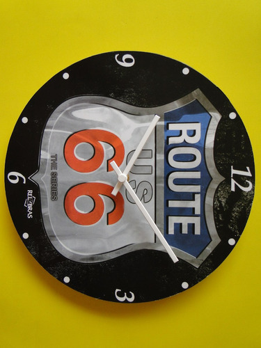 relogio route us 66 rota 66