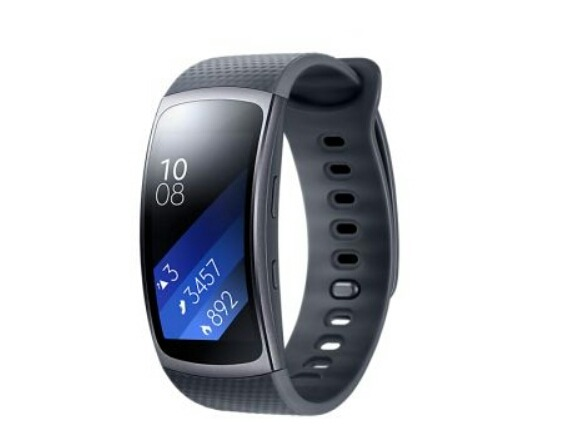 4909d321c63 Relógio Samsung Gear Fit 2 Smart Promoção - R  724