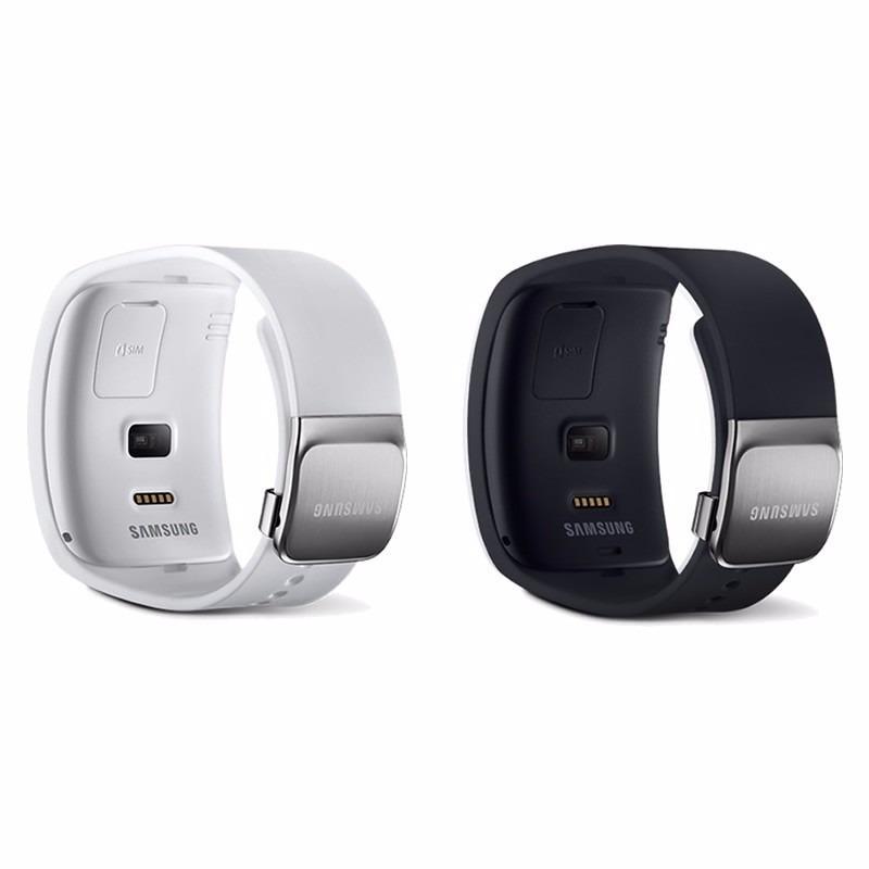 48a5962df57 Relógio Samsung Gear S Sm-r750 (oem) Branco - Frete Gratis - R ...