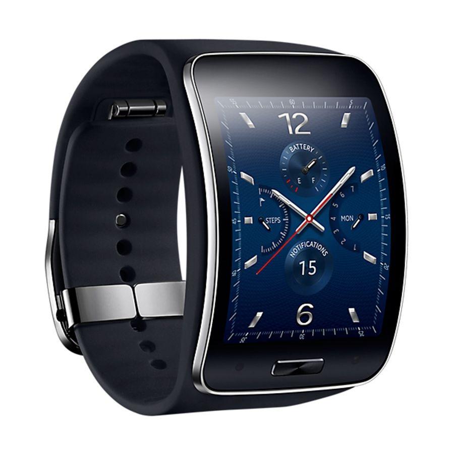 7261e25d0cb relógio samsung gear s sm r750 wifi nfc bluetooth usado. Carregando zoom.