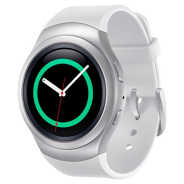 df93c0c7c35 Relógio Samsung Gear S2 Sport Branco Sm-r720 - Vitrine - R  1.099