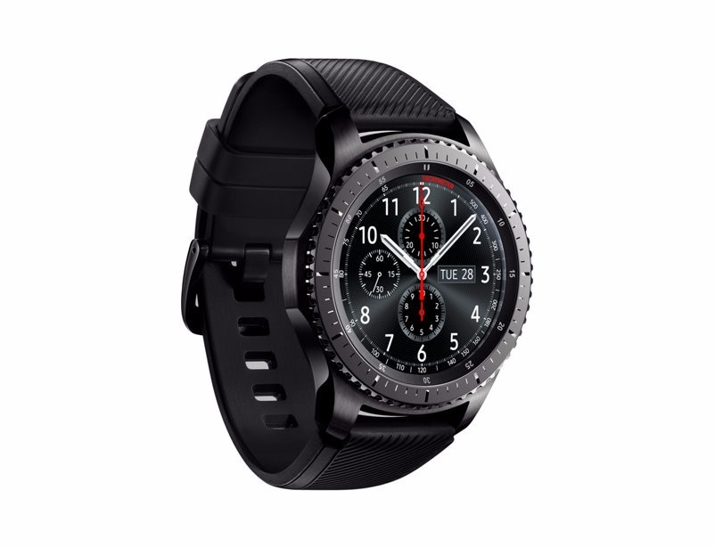285c4db143a Relógio Samsung Gear S3 Frontier R760 - Smartwatch Pront Ent - R ...