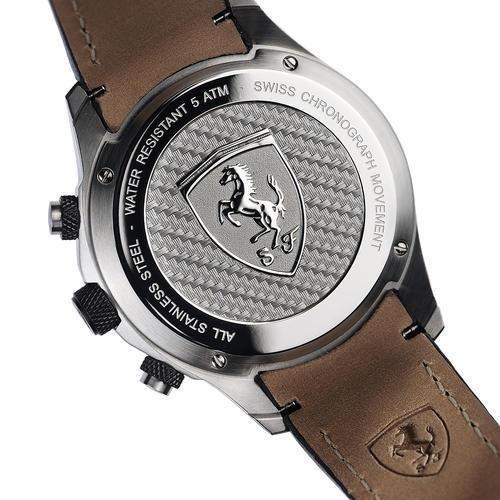 5ee4f889e3e Relógio Scuderia Ferrari Chrono Importado Suiça 100%original - R ...