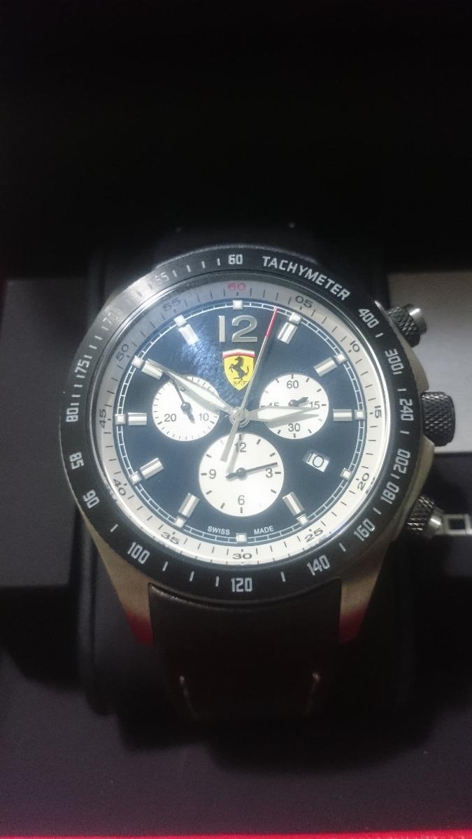 498b38fb7a0 relógio scuderia ferrari chrono importado suiça 100%original. Carregando  zoom.