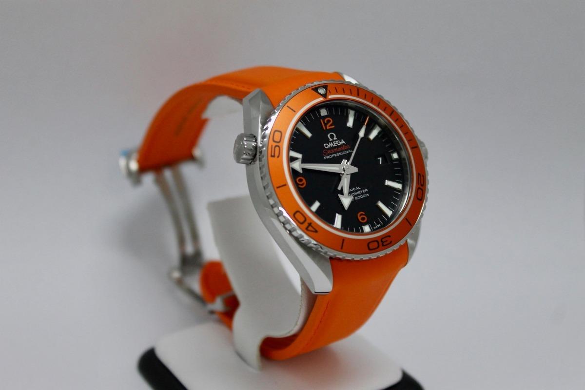 3b1608456ac Relógio Seamaster Chronograph + Caixa E Documentos! - R  1.499