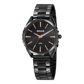 Relógio Seculus Feminino 20614lpsvps1
