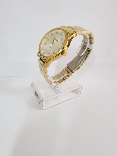 relógio seculus feminino 23620lpsvds1 - 02