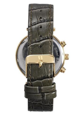 relógio seculus feminino chumbo 20450lpsvdr2