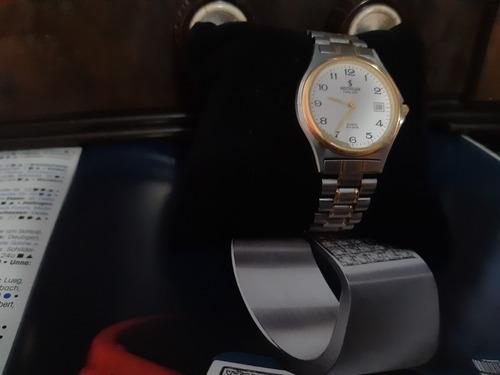 relógio seculus long  life - perfeito estado