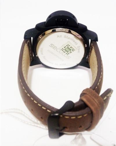 relógio seculus masculino 20286gpsvpc3