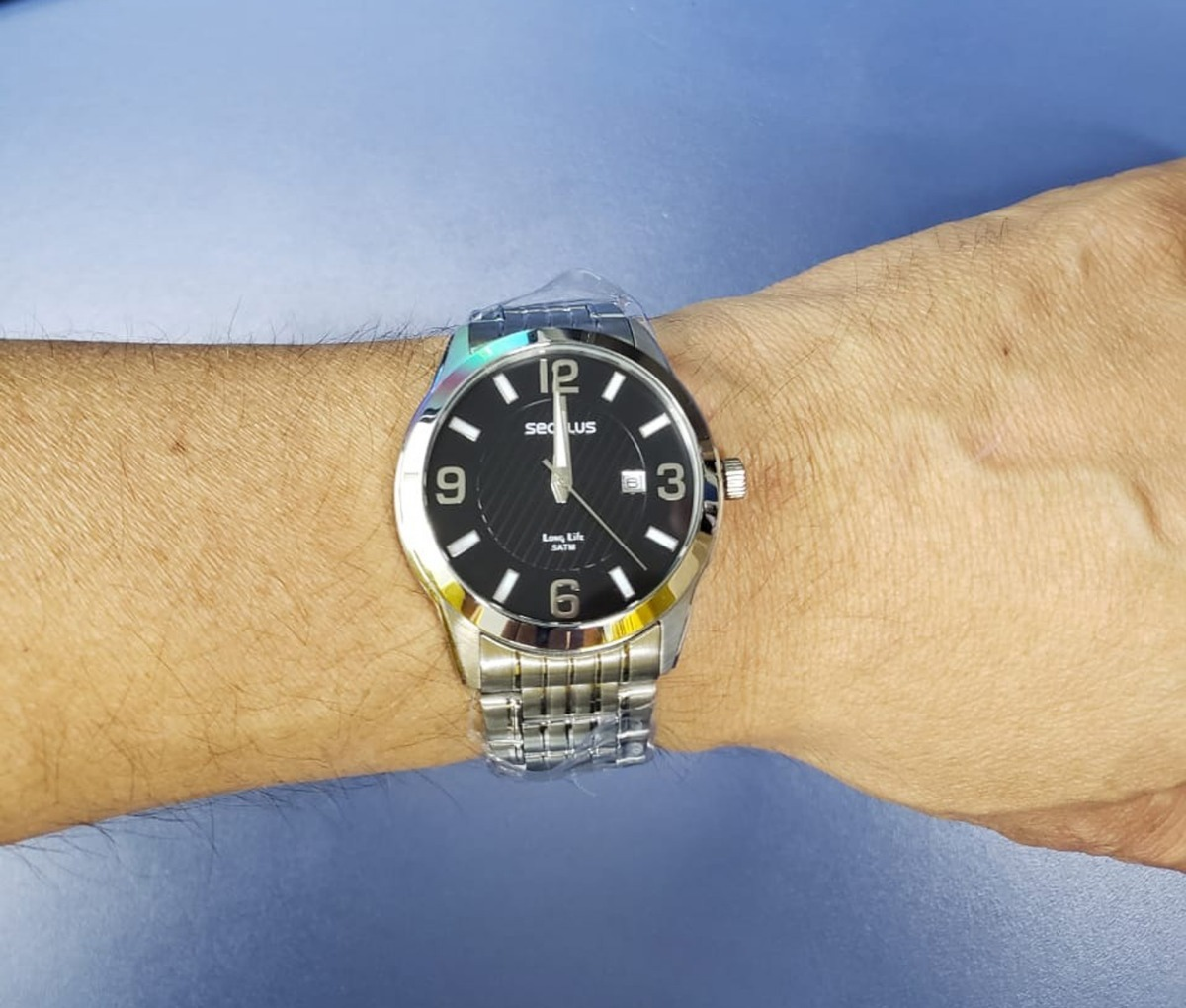 d3f95322c71 Relógio Seculus Masculino 28837g0svna1