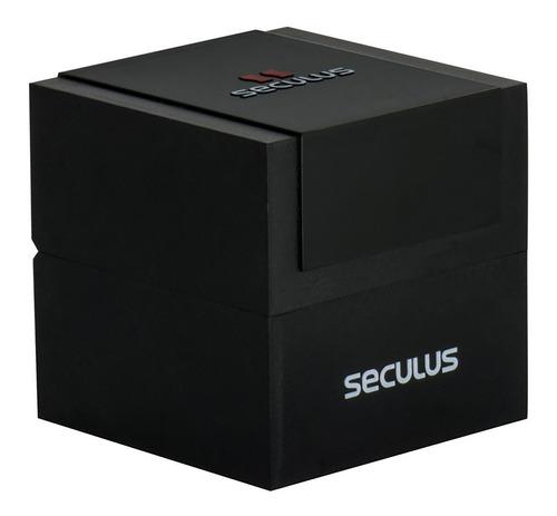 relógio seculus masculino garantia original barato com nota