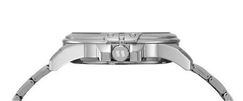 relógio seculus masculino prata 23575g0svna1