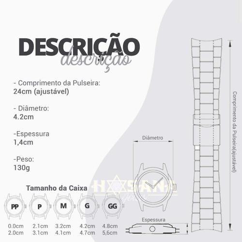 relógio seculus masculino quadrado 23574gpsvda3 original