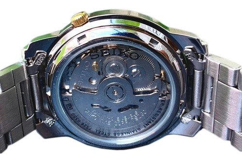 relógio seiko 5 automático masculino snkl79k1