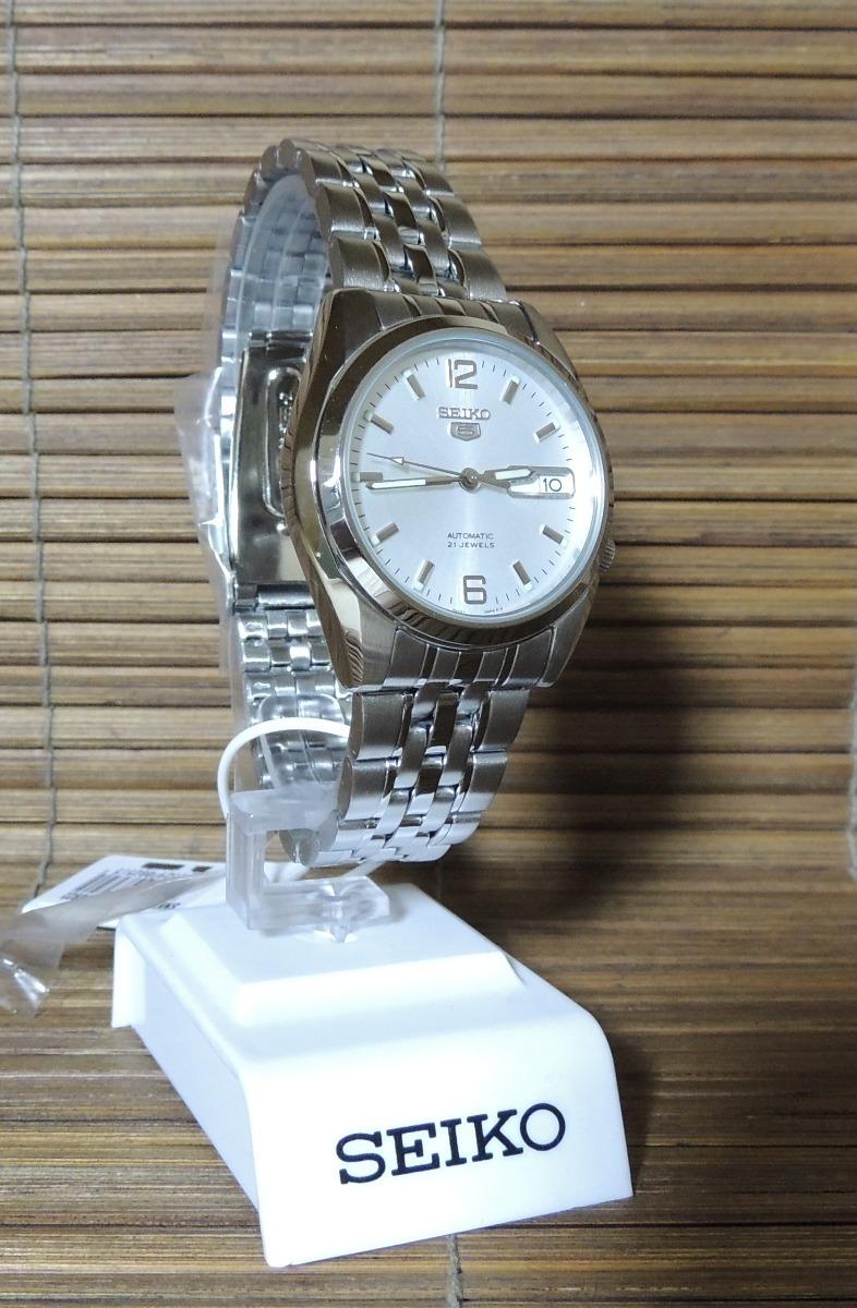 73cd42c54ed Relógio Seiko 5 Automático - Snk385b1 S2sx - Nf garantia - R  698