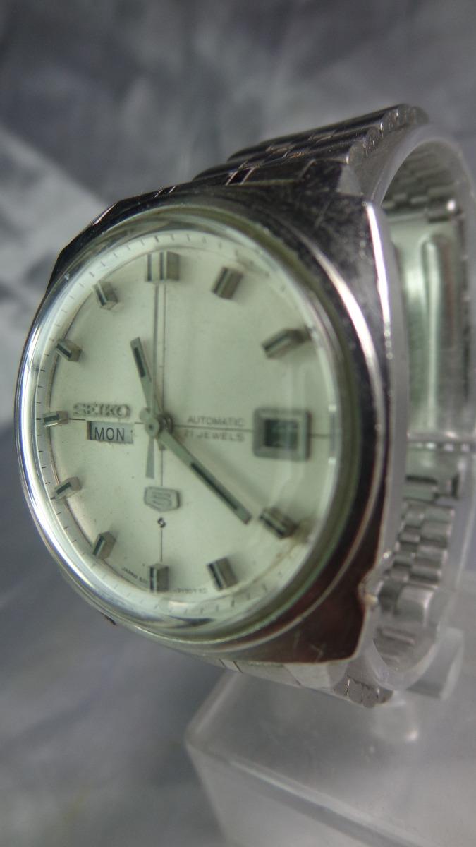 c1f4a950751 Relógio Seiko 5 De 06  1970. Jan. Opostas Relogiodovovô. - R  650