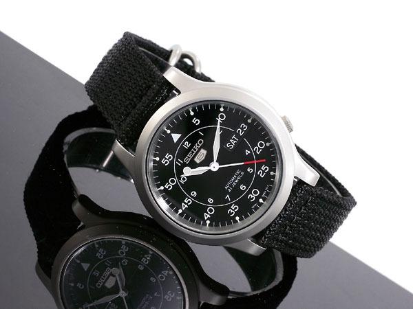 fe57fed92e4 Relógio Seiko 5 Estilo Militar Automático Snk809 K2 Yv - R  650