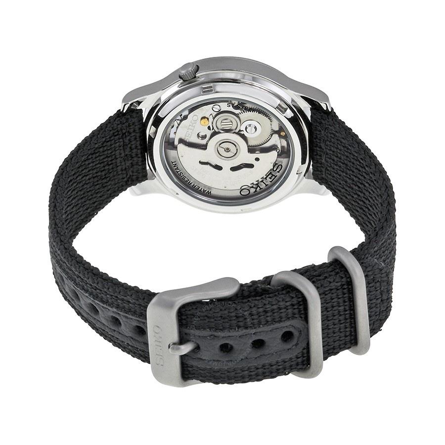 8bbab9700f6 Relógio Seiko 5 Snk809 Automatico Militar 37 Mm Midsize - R  1.749 ...