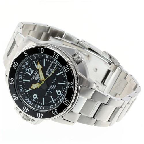 dad2fc45ae8 Relógio Seiko 5 Sports Automático Skz211j1 - R  1.600