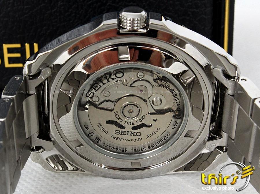 e90be13a1c0 Relógio Seiko 5 Srp605k Automatico 46 Mm Original Completo