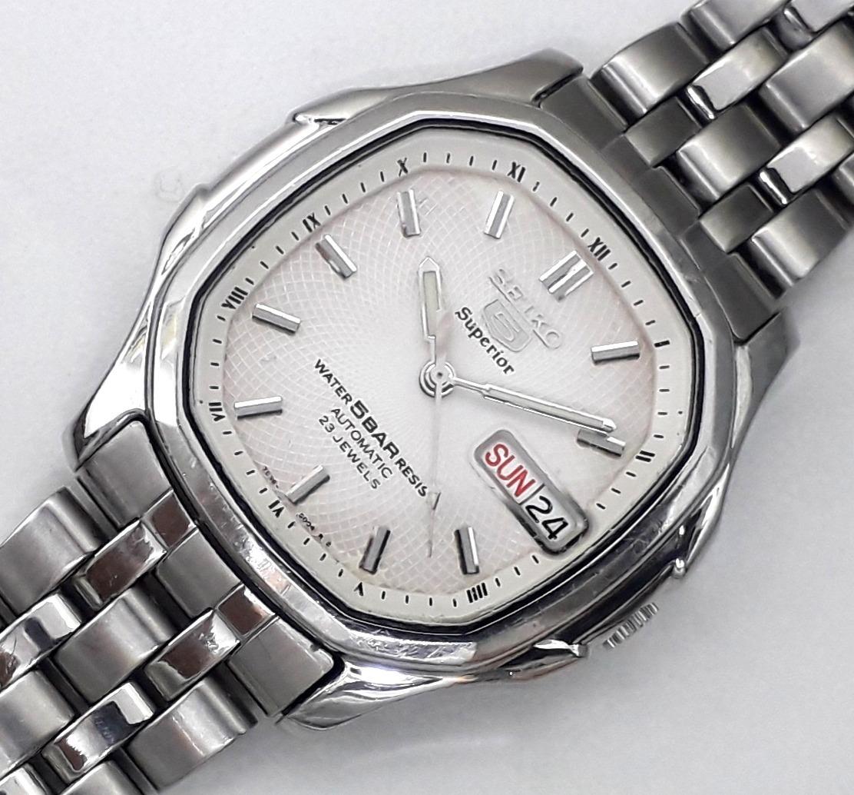 ad0ed423ec7 relógio seiko 5 superior 7s36 automático raro lorus aka alba. Carregando  zoom.