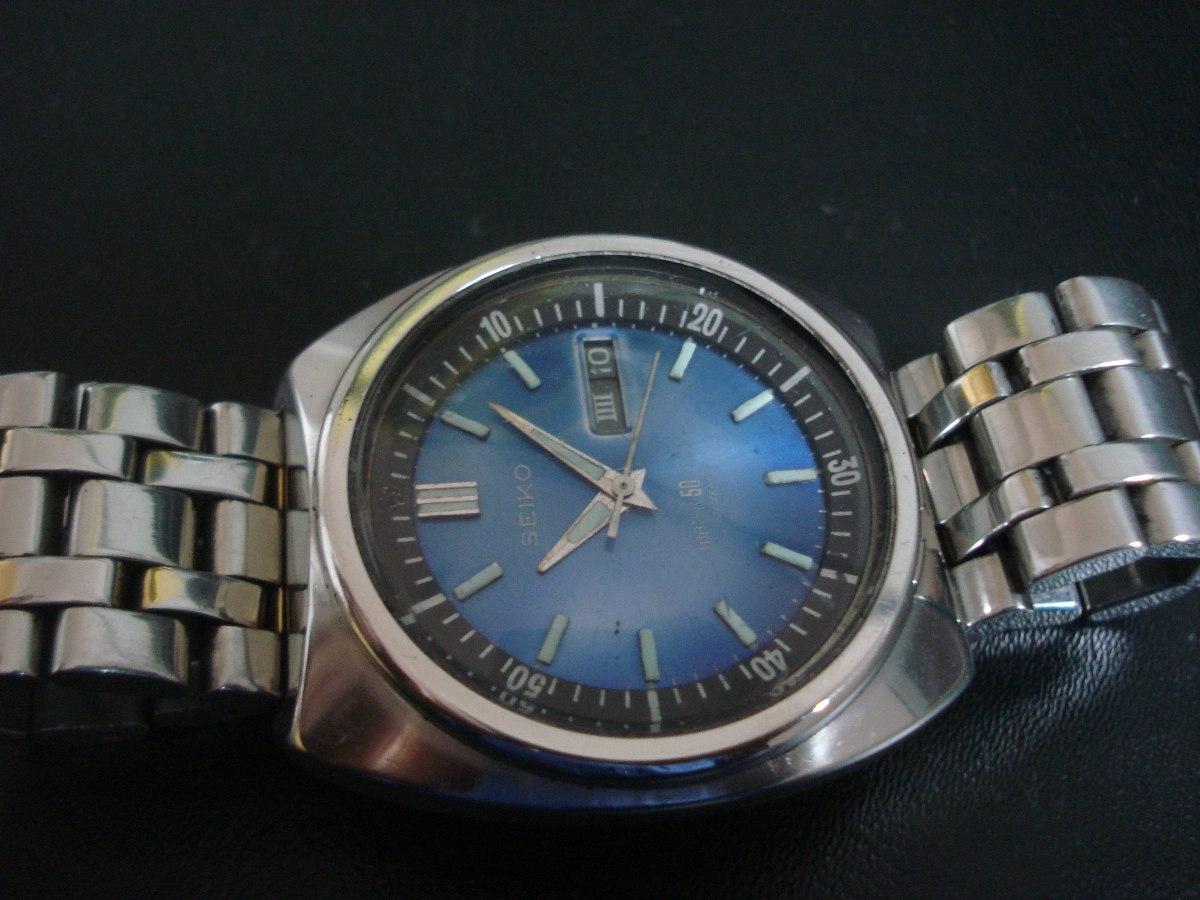 4cc6109dcc7 relógio seiko 6119-8095 submarino 50 antigo coleção japan. Carregando zoom.