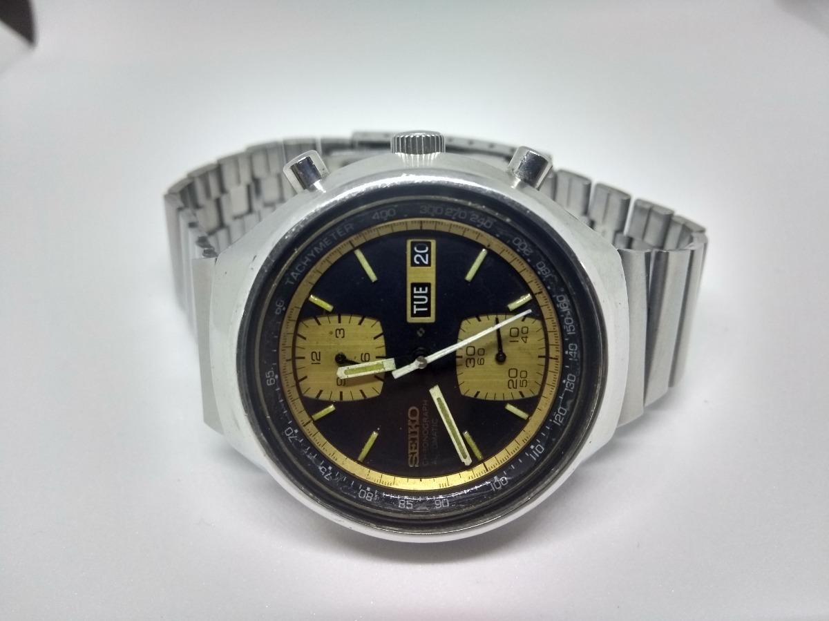 cffedc8e27b Relógio Seiko 6138-8030 John Player Automático Raridade !!! - R ...