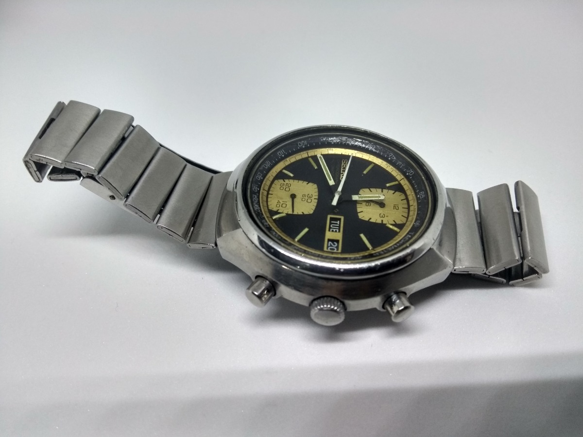 585283d63eb Relógio Seiko 6138-8030 John Player Automático Raridade !!! - R  2.399