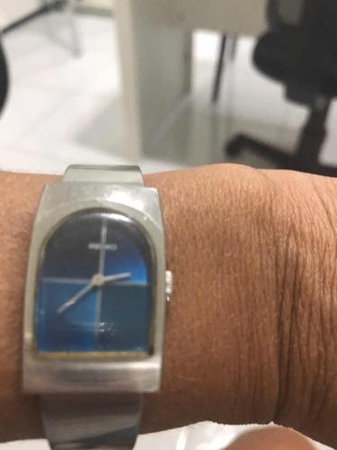 relógio seiko antigo