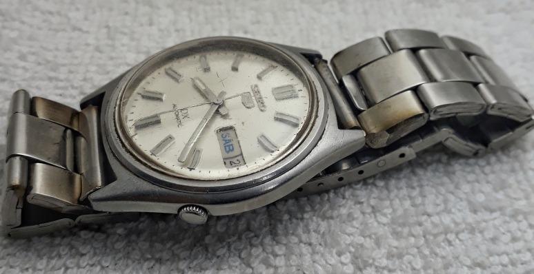 55cc79c76c9 Relógio Seiko Automático 7009-3020 - R  199