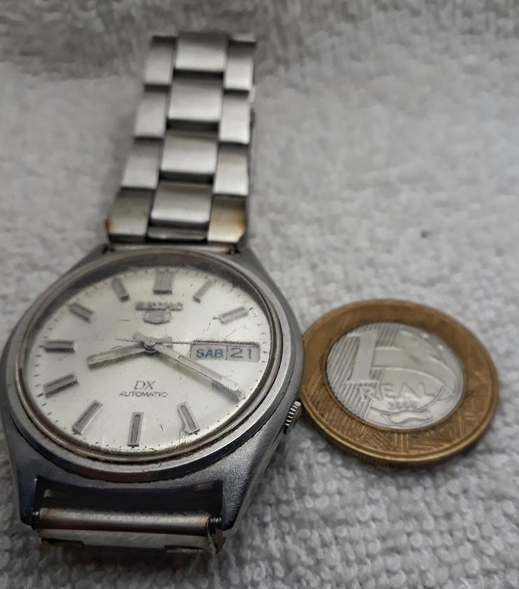 453e7e1674b relógio seiko automático 7009-3020. Carregando zoom.