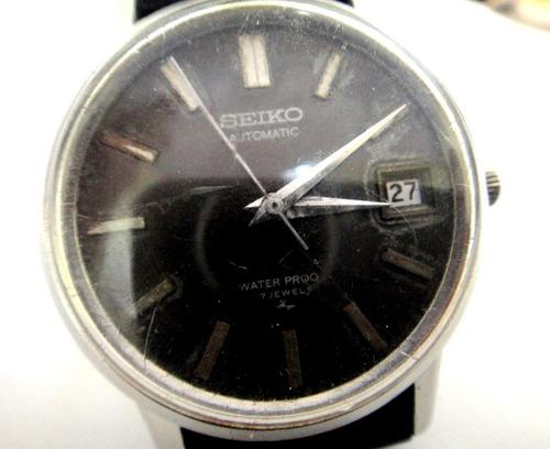 relógio seiko automático  7625-8033