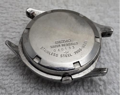 relógio seiko automático máquina 7009