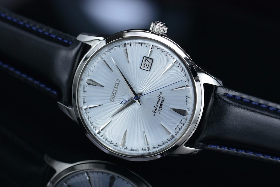 big sale 72d9a 5607f Relógio Seiko Cocktail Time Automatic Sarb065 Made In Japan