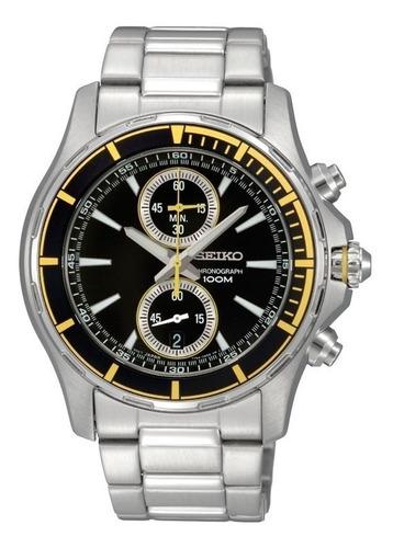 relógio seiko masculino 7t94aj/1 original com garantia