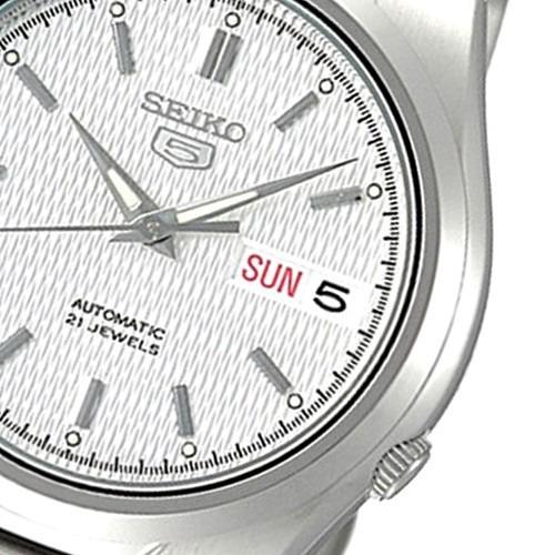 044cdfabc22 Relógio Seiko 5 Masculino Automático Snk601 B1 Aço - R  598