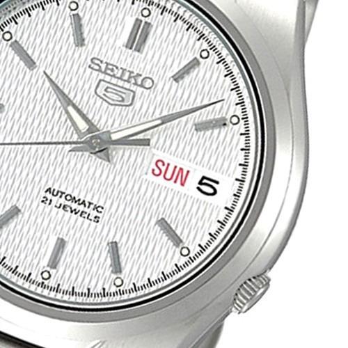 fa3eeddb8d1 Relógio Seiko 5 Masculino Automático Snk601 B1 Aço - R  598